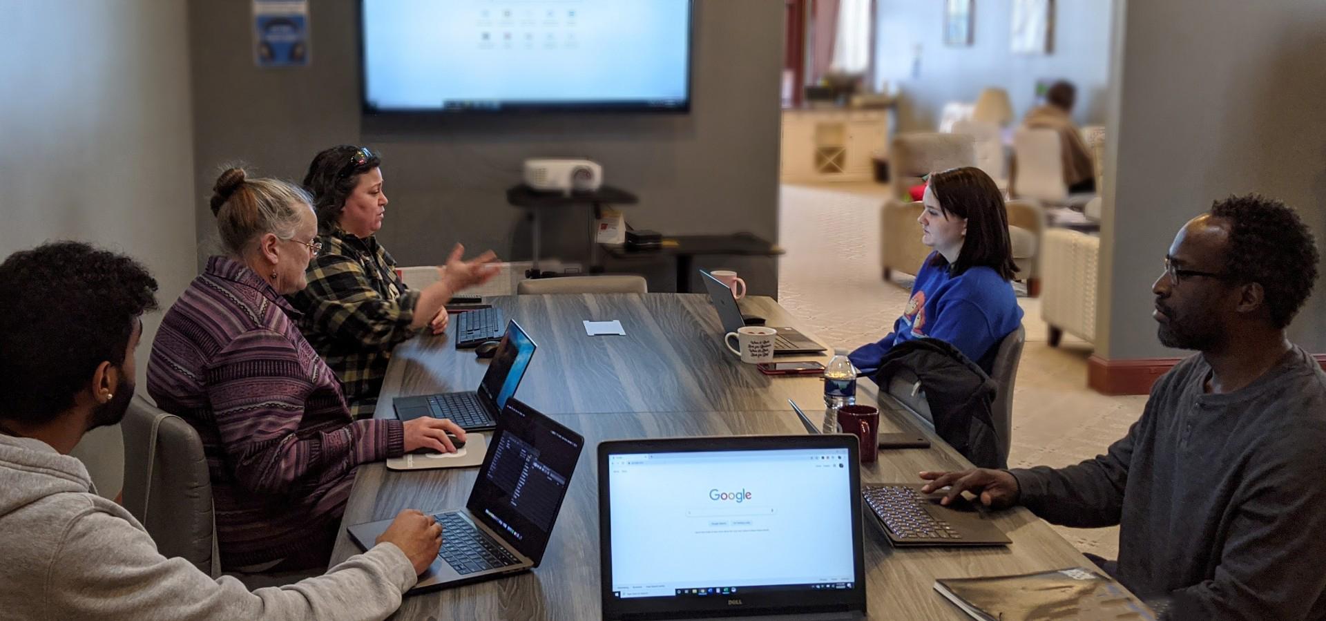 Tech Launch Google tutor